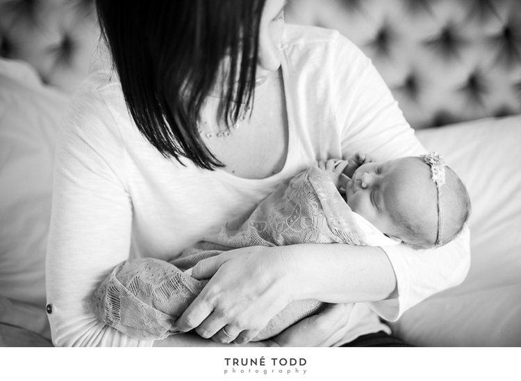 Baby Sophie - Cape Town Newborn photographer