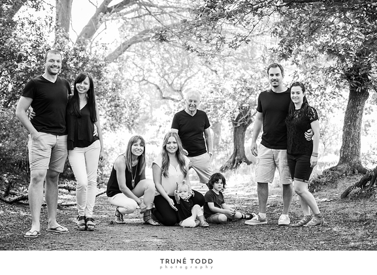 Cape Town Family Photographer-Vladextended family
