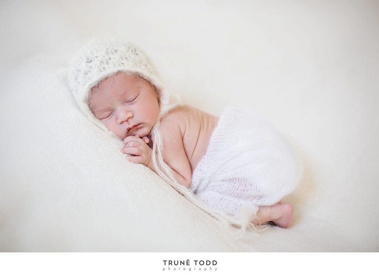 Cape Town newborn Photographer - Baby Su-ad