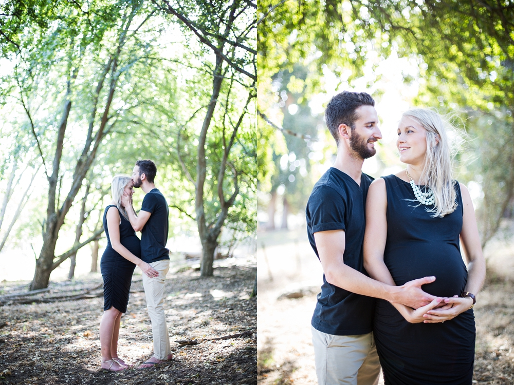 Cape Town Maternity Photography - Nadia & Waldo maternity