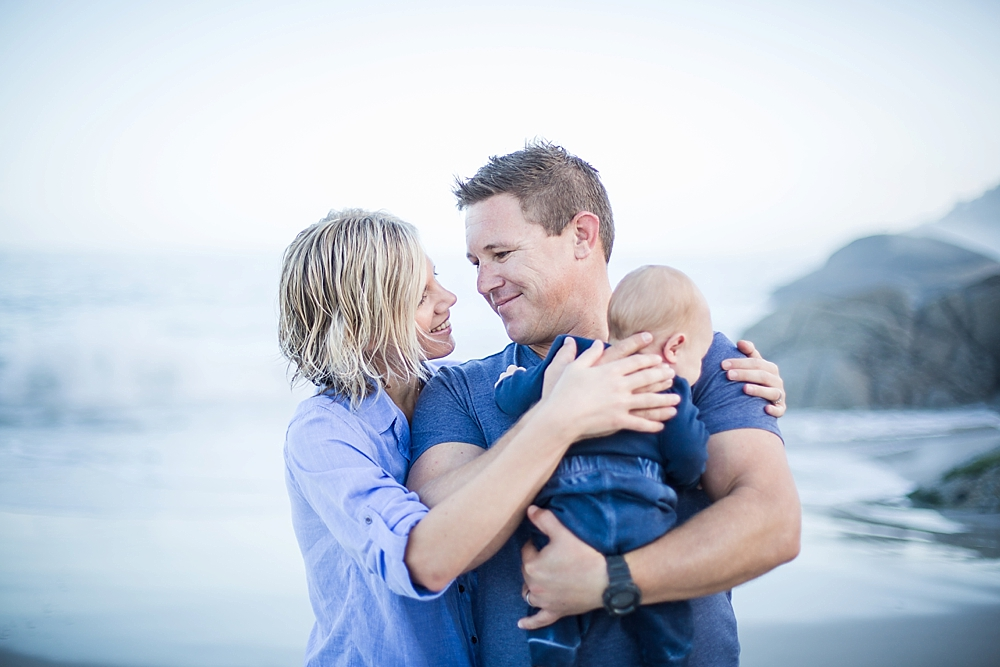 Cape Town newborn photographer - Johnson family