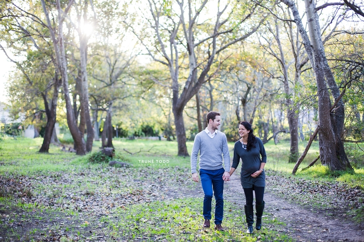 Cape Town Maternity Photographer - Roanda & Ruan